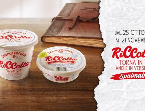 Campagna TV 2020 – RiCcotta diventa Spalmabile